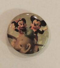 New listing Disney World Mickey Mouse Minnie Mouse Dumbo Pin