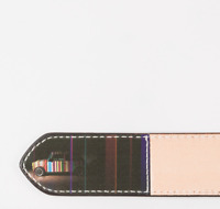 Paul Smith Men's Belt - BNWT Mini Graphic Edge Belt / RRP:£125.00