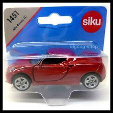 Siku 1451 ALFA ROMEO 4C diecast car gift Scale About 1/64