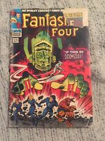 Fantastic Four #49 1st Full Galactus appearance Priced To Sell [Marvel Comics]
