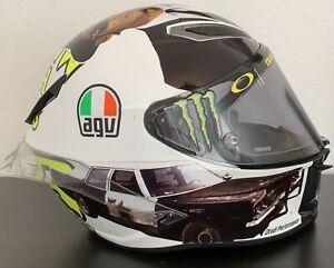 Agv Pista GP R Rossi Misano 2016 Carbon
