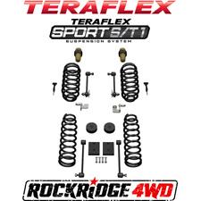 "TERAFLEX S/T1 Suspension System (1.5"" Leveling) for JKU 4-Door Sport No Shocks"
