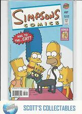 Simpsons   #87   NM   (Bongo Comics)   High Grade