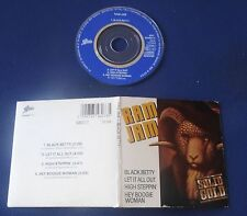 "RAM JAM - black betty - 3"" MCD 1989"