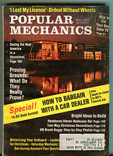 Popular Mechanics Magazine November 1968 Seeing America Houseboat VG 032416jhe
