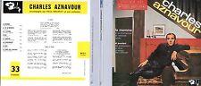 CD   Charles AZNAVOUR La Mamma (1963) Gatefold Card board sleeve Replica