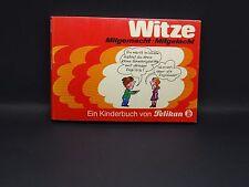 "Vecchio libro per bambini ""Scherzi"" di PELIKAN"