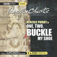 One, Two Buckle My Shoe by Agatha Christie (CD-Audio, 2004)