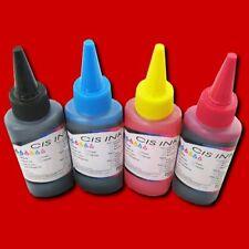 500ml Tinte Refill Set (kein OEM) für Epson Patronen T1291 T1292 T1293 T1294