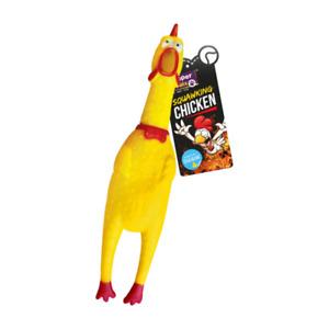 Chicken Dog Toy Squeaking Chicken Dog Chewy Toy by Cooper & Pals