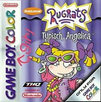 Nintendo GameBoy Color - Rugrats: Typisch Rodica / Totally Rodica Modul mit Anl.