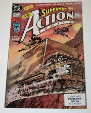 Superman in Action Comics Issue # 655 July 1990