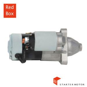 Fits Ford Laser Telstar Courier Mazda 323 626 B2200 MX6 MX5 Starter Motor 83-06