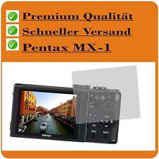 4x Pentax MX-1 testsie Film Protecteur d'écran écran de displayfolie