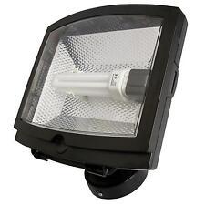 Sector exterior 26W Energy Saver Fotocélula Foco Luz del Sensor amanecer anochecer para