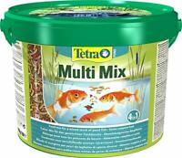 TETRA  MULTI MIX A GRANEL ESCAMAS PECES de AGUA FRIA y ESTANQUE copos sticks