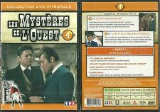 DVD - LES MYSTERES DE L' OUEST N° 4 / COMME NEUF - LIKE NEW