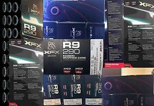 3 ATI AMD R9 290 (XFX Pine Group) 4096Mb STANDARD CASE GRAPHICS CARDS - HD 4K