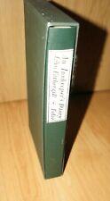 FOLIO SOCIETY SLIPCASED EDITION AN INNKEEPER'S DIARY JOHN FOTHERGILL 2000