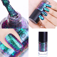 9ml BORN PRETTY Chamäleon Nagellack Varnish Sequins Nagel Polish Nail Art Decor