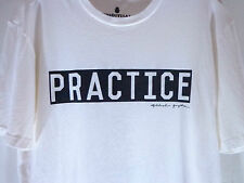 Spiritual Gangster Off white T shirt Practice  Yoga gym SZ  XL  new
