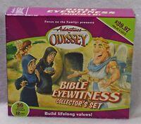 NEW Bible Eyewitness Collector's Set Adventures in Odyssey Audio CD Set AIO