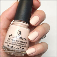 CHINA GLAZE nail lacquer polish with hardeners in 1501 life is suite! - 14ml