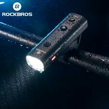 Bicycle Light Rainproof USB Rechargeable LED MTB Front Bike Headlight Flashlight