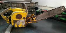 VINTAGE COLLECTIBLE MCCULLOCH 33  CHAINSAW
