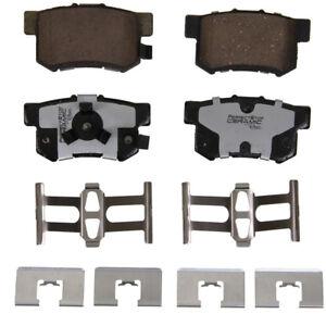 Disc Brake Pad Set-Brake Pads Perfect Stop PC1086