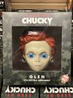 Seed of Chucky Glen Head Christmas Ornament Horror Trick or Treat Studios