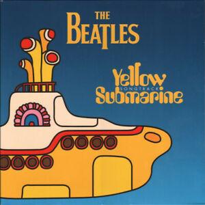 The Beatles Yellow Submarine Songtrack Vinile Lp Nuovo Sigillato