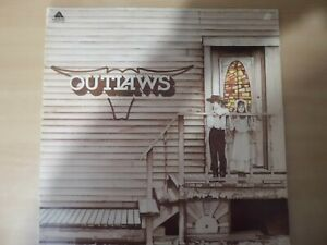 OUTLAWS SELF NAMED VINYL RECORD