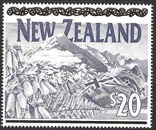 Decimal Single New Zealand Stamps