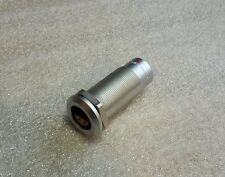 LEMO SWH.3S.304.CLLPV  PUSH PULL CONNECTOR  FIXED COUPLER NEW $129EA