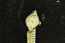 VINTAGE LADIES SWISS CARAVELLE WRISTWATCH CALIBER 1910 FROM 1971 RUNNING