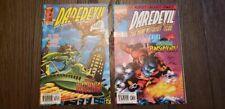 Daredevil #363 & 367 signed by Gene Colan (HG)