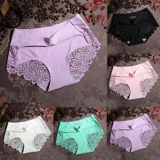 Sexy Women Lady Soft Underpants Lingerie Briefs Lace Underwear Seamless Panties