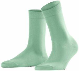 Falke Womens Cotton Touch Socks - Jade Green