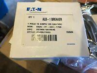 Eaton Molded Case Naval Shipboard Circuit Breaker ALB-1 454D507G03 ++++++++++++