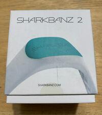 Sharkbanz 2 Magnetic Shark Repellent Bracelet - White/ Teal