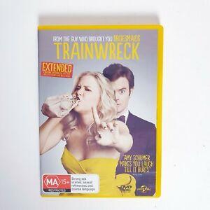 Trainwreck DVD Region 4 AUS Free Postage - Comedy