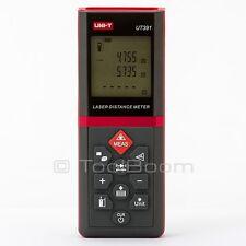 UNI-T UT391 Laser Distance Meter 0.1 ~ 60m Area Volume Meter MAX MIN LCD Display