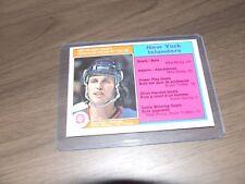 1982-83  OPC Hockey Mike Bossy Team Leader #197