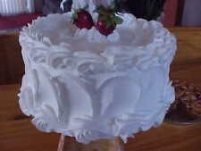 Fake Cakes Vanilla Creamy Fake Food Cake Fake Cake Display