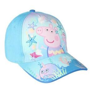 Peppa Pig Blue Baseball Cap