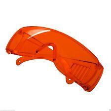 Dental Lab Medical Protective safety Eye Goggles Glasses for Dentist UK-RED