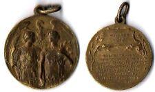 Medaglia Comm. La Liberazione Di Trento E Trieste 9 Nov1918 (Inc.Baral-S.Johnson