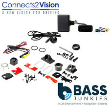 Rear Reversing Camera & Add On Interface Kit For Mercedes C-Class 2007 - 2011