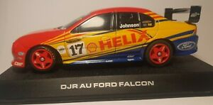 SCALEXTRIC 1:32 VERY RARE FORD AU FALCON V8 GOOD CONDITION IN DISPLAY CASE
